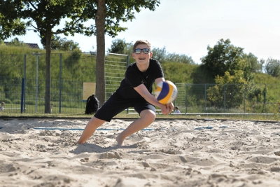 Impressionen vom Beach Training 2020